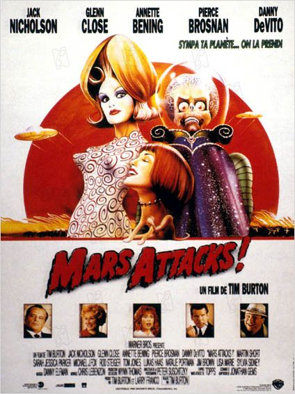 mars attacks! © D.R.