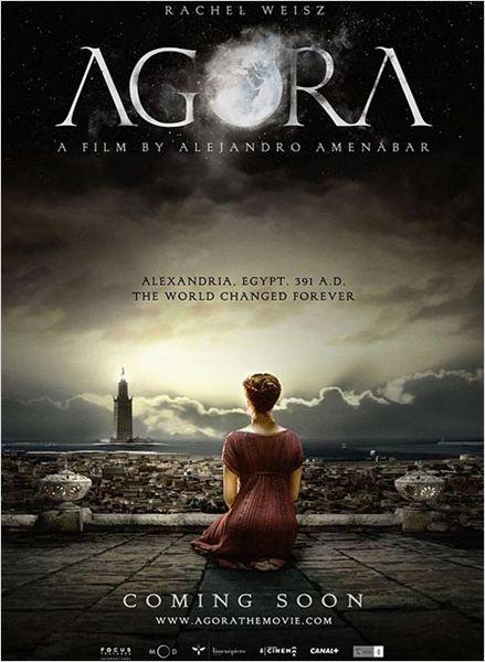 L'affiche du film Agora © Mars Distribution