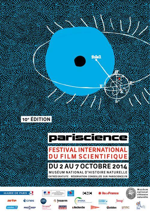 Le festival Pariscience se tiendra du 2 au 7 octobre 2014