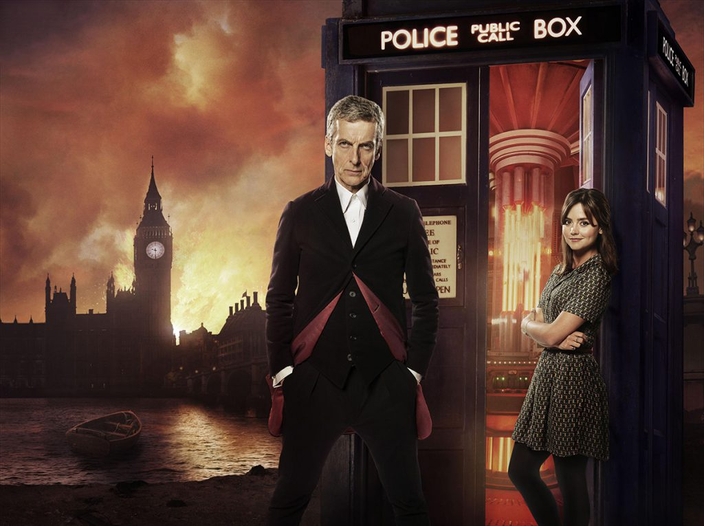 Image promotionnelle de l'épisode 1 de la saison 8 (© BBC British Broadcasting Corporation)