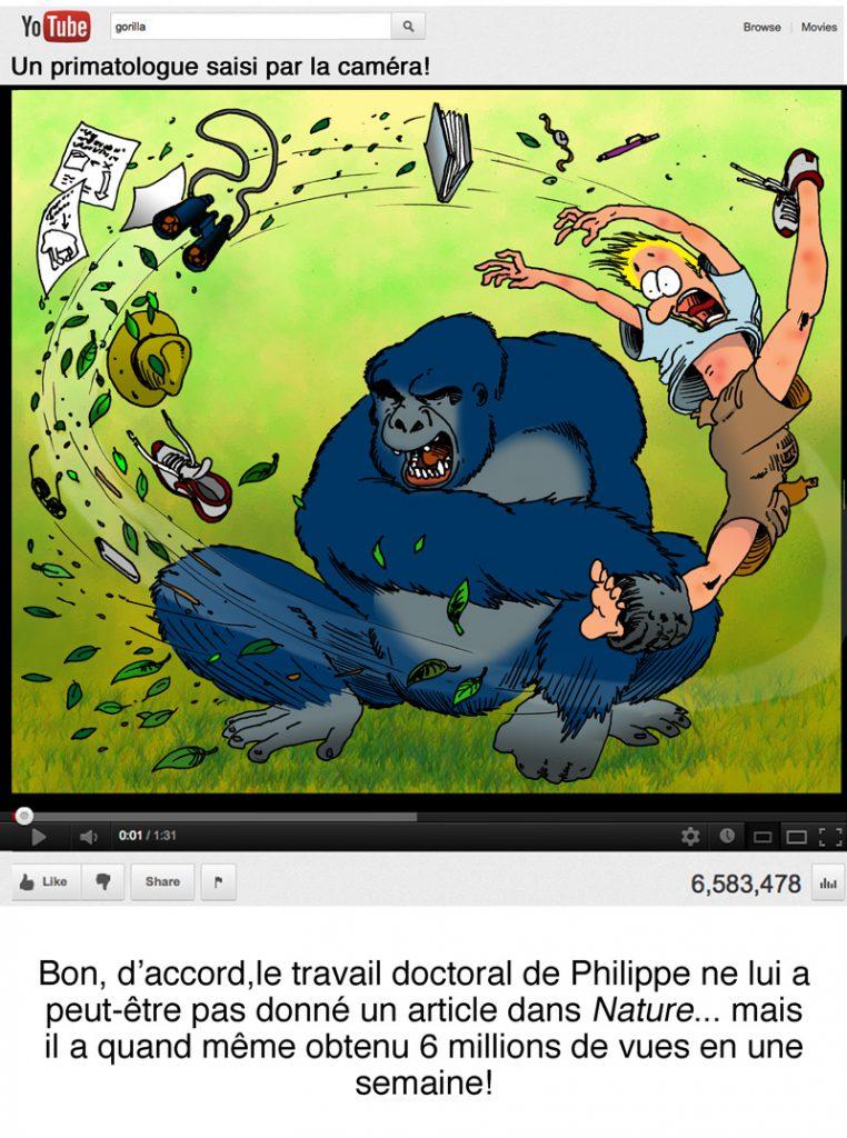 Célébrité par Benoît Leblanc