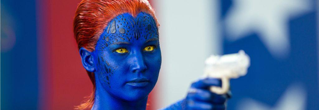 Mystique Copyright 20th Century Fox