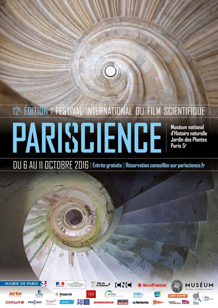 affiche Pariscience 2016