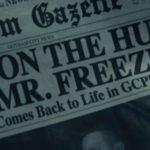 Gotham : la conservation dans la glace