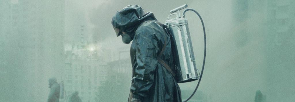 Nettoyeur après la catastrophe de Tchernobyl